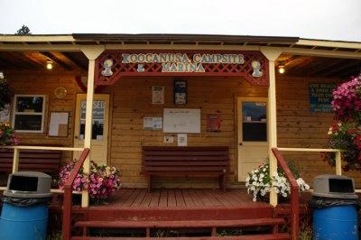 Koocanusa Campsite General Store