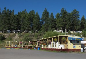 Koocanusa Campsite Store