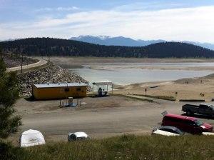 Lake Levels - Wed. May 16, 2012