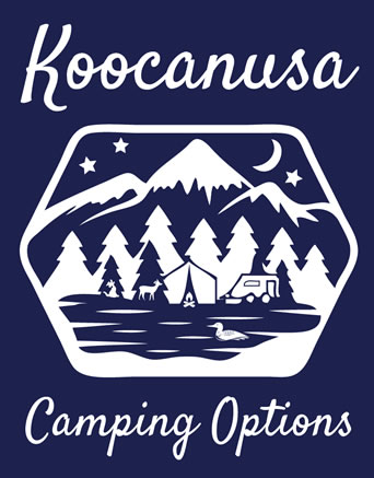 Campsites in the Lake Koocanusa Area, BC