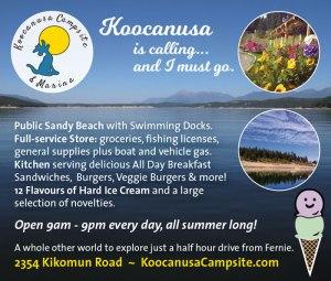Koocanusa Campsite & Marina Store