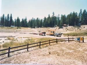 Koocanusa Campsite - July 1988