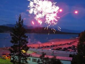 Koocanusa Fireworks