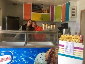 Koocanusa Ice Cream Corner
