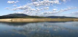 Lake Koocanusa Views near Kikomun Creek Provincial Park