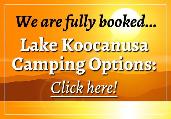 Koocanusa Camping Options